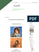 ¿Leyó Nietzsche a Giordano Bruno