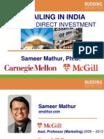 foreigndirectinvestmentinindianretailing