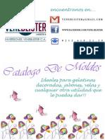 catálogo de moldes