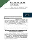 Petição Definitiva - Indnz danos morais e materiais