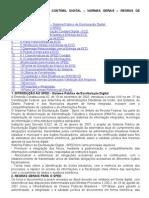 ESCRITURACAO CONTABIL DIGITAL – NORMAS GERAIS – REGRAS DE ESCRITURACAO
