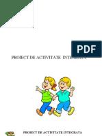 Familia Mea -Proiect didactic