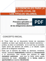 PPT TITULOS VALORES