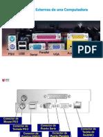 1.5. Conectores Externos y Puertos de Una PC