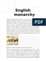 History of the Monarchy