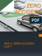 Zero Accident Cars