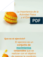 LOS  EJERCICIOS Y SUS BENEFICIOS