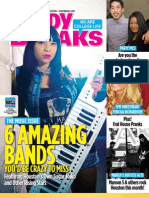Study Breaks Magazine March 2013- Houston