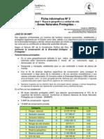 Ficha informativa Nº 2 ANP