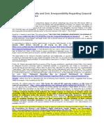 Brynmor Pollard's Folly and Civic Irresponsibility Regarding Corporal Punishment in Guyana