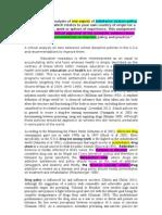 Drug Abuse - Summative (2)