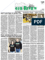 Pioneer Review, March 14, 2013