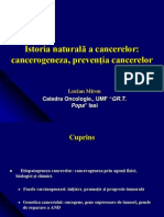 ROM Curs 2 Carcinogeneza 2012