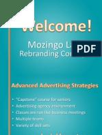 Mozingo Rebranding Presentation