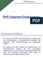PHP Basico Con DreamWeaver