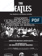 Partituras Beatles