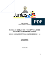 Manual de Recoleccion Y Conceptos Basicos - Linea Base