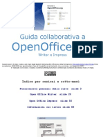 Guida Collaborativa Open Office