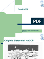 Curs HACCP
