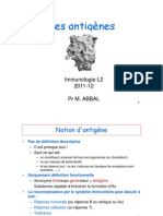 Antigenes L2  2011-12