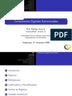 Componentes Digitales Estructurados
