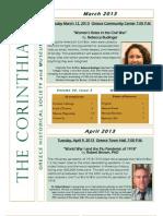 The Corinthian March/April 2013