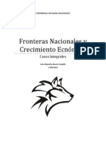 Fronteras Nacionales