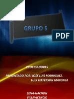 Presentacion de Procesadores1