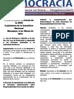 Barómetro Legislativo Diario del miércoles, 13 de marzo de 2013.pdf
