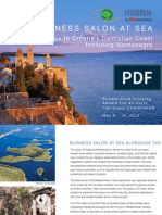 Business Salon at Sea