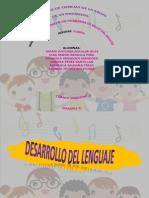 Comunicacion Desarrollo Del Lenguaje