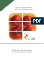 Código de Boas Práticas da Distribuição Alimentar