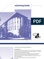 California Commissioning Guide New Construction (From CACx)