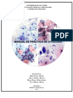 Manual Prácticas Citología 1ra Parte NLIM
