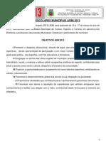 Regulamento Jem 20133