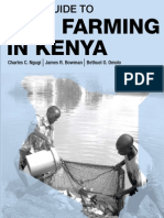 Fish Farming in Kenya_Manual