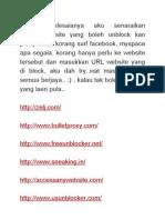 unblock website.doc