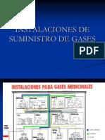 Presentacion Instalaciones de Suministro de Gases Medicinales