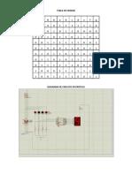 Decodificador BCD a Display 7 Seg