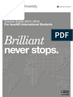 Postgraduate Guide for Indonesia AusAID  International Students