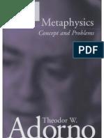 Adorno - Metaphysics.pdf