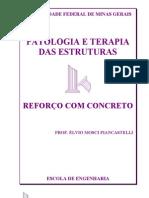 Patologia e Terapia Estruturas Concreto Ufmg