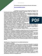 Modelo Necesidades Formativas Sector Del Turismo