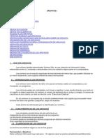 Archivo (Informatica) Bs. 14 (Sin Imprimir)