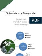 Bioterrorismo y Bioseguridad
