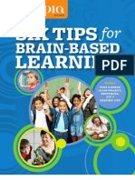 Edutopia 6 Tips Brain Based Learning Guide