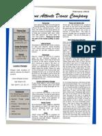 Jadco Feb 2013 Newsletter