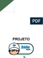 Apresentação - Rádio Escola