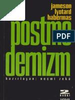 Jameson Lyotard Habermas - Postmodernizm