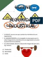 Organismos Dedicados Al Estudio de La Higiene Industrial